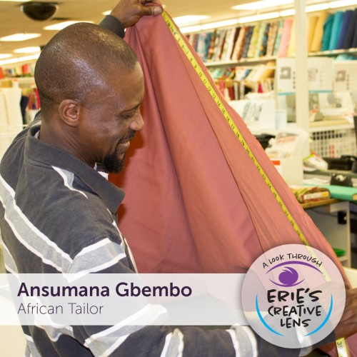 Ansumana Gbembo BLOG Main