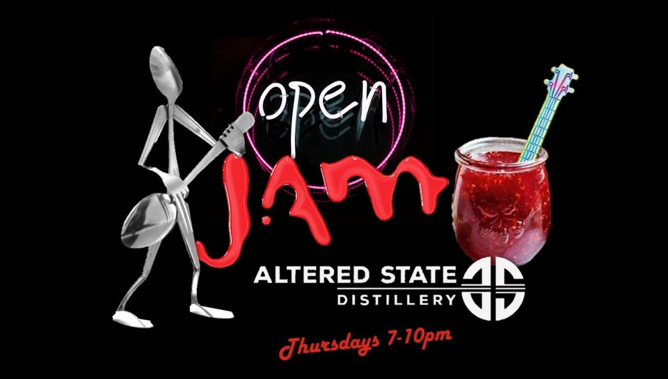 Open Jam Session - Altered State