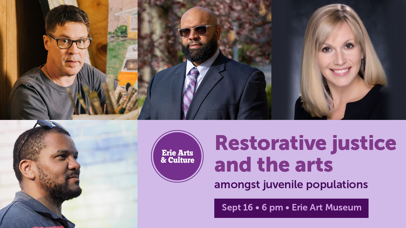 Panel: Restorative Justice and the Arts Amongst Juvenile Populations