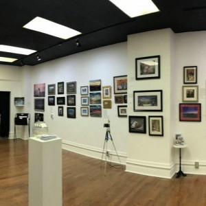 Gallery Rental for Art Groups