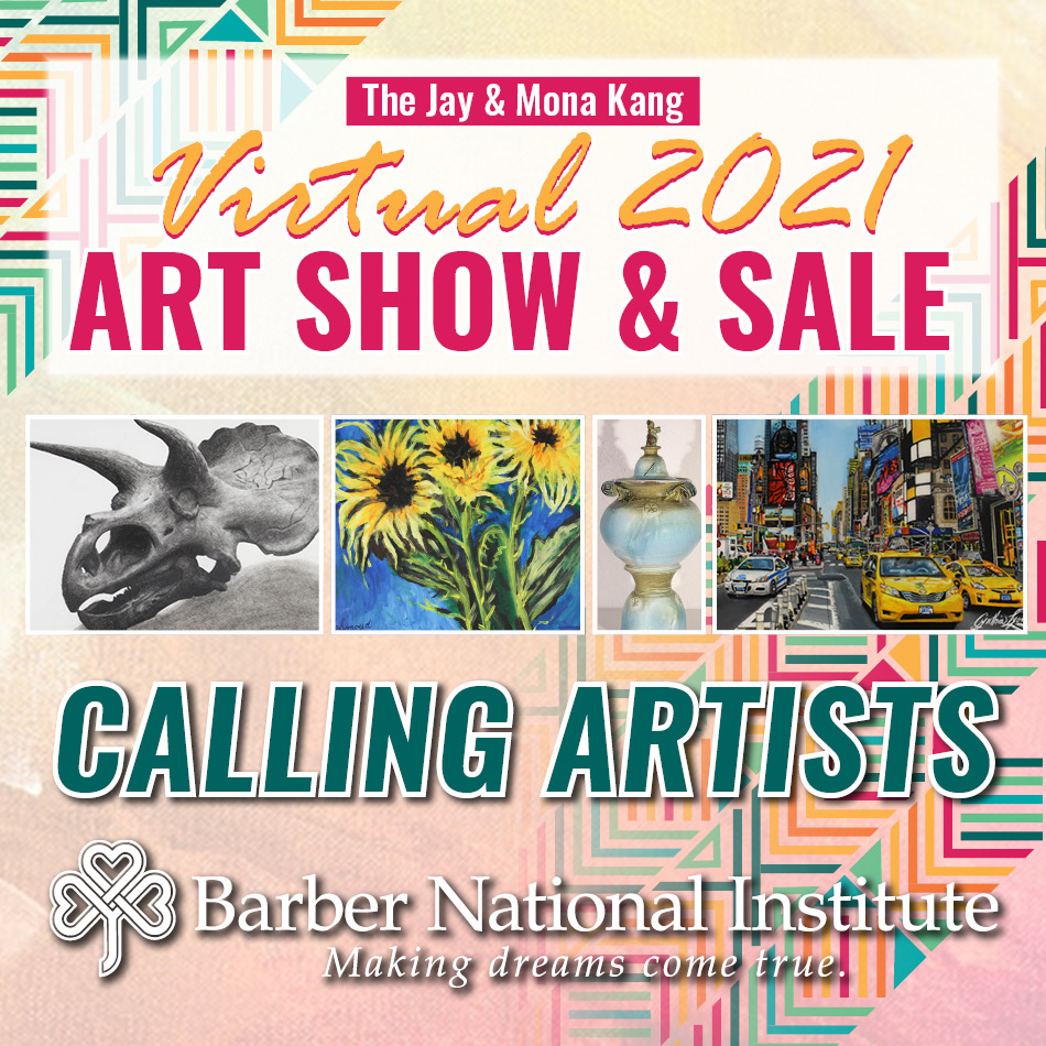 Barber National Institute Art Show Submission Dates