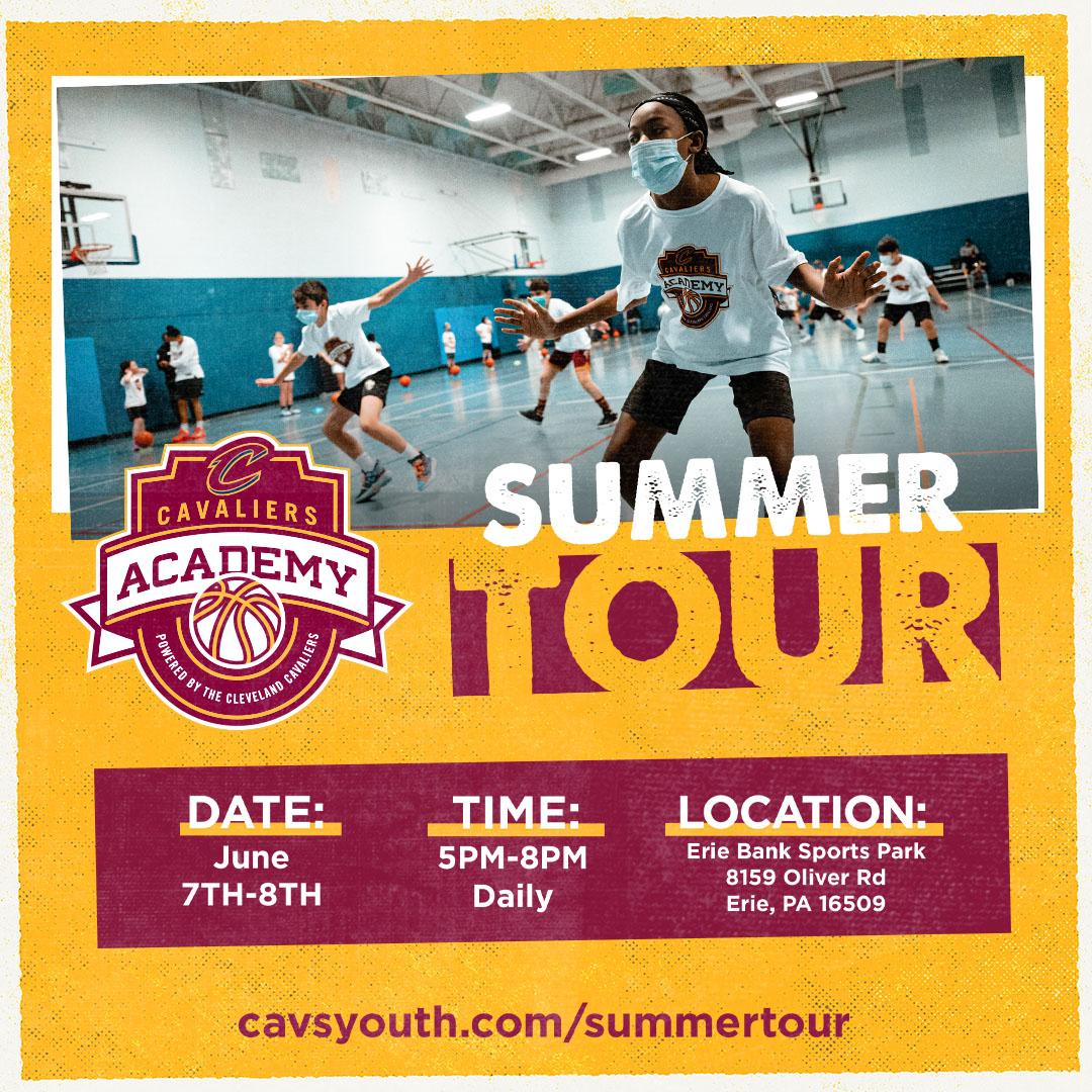 Cavs Academy Summer Tour
