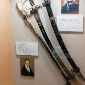 Commodore Oliver Hazard Perry's Sword